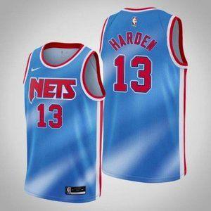 NWT Nets James Harden 13#Jersey SZ Various